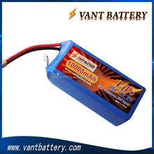 6s lipo battery size 67*52*167mm 25C discharge rate 10000mah 25C Lipo Battery UAV/Multi Rotors/Quadcopter