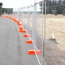 Strike Resistant street welded fence