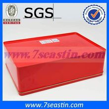 biscuit tin can , NO.11235 tin case packing equipment