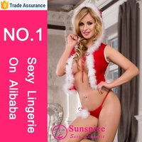 New Fantasy Hot Sale adult christmas costume