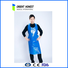 High quality disposable makeup apron with full sleeve