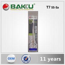 Baku Hot Sales Top Quality Long Handle Tweezers For Phones