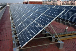 flat roof 1.5KW 2KW import solar panel with competitive price,5kw solar system with mini solar panel cheap price on pitched roof