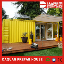 WUHAN DAQUAN Prefab prefabricated wooden house canadian prefabricated wood house price philippines