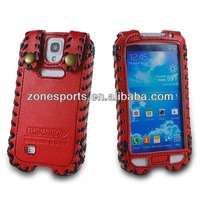 high quality For Samsung Galaxy S4 Showkoo Leather Case