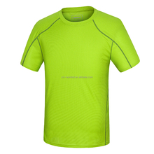 Athletic wear,comfortable natural and sell like hot cakes for Outdoor T-shirt