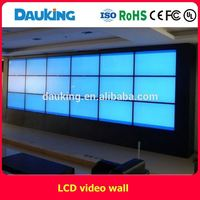 40inch 20mm splicing bezel Samsung new and original lcd panel LCD video wall