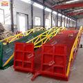 Ce aprovado manuais container hidráulico carregando plataforma