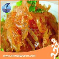 japanese food frozen seasoned jellyfish