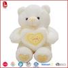 Good quality large stuffed animals wholesale China customize kids toys big white teddy bears