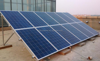 2KW 3KW 5KW solar pv power system for home / off grid solar panel system 5KW 6KW 8KW 10kw / solar photovoltaic cell price 5KW