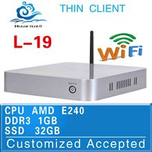 facrory competitive price! OEM thin client Multi computing Thin clients small size but durable and efficient computers