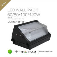 industrial led light 80w ul cul dlc led wall pack light outdoor wall mounted corner lights building exterior wall pack ledlight
