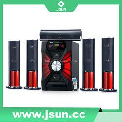 5.1 Home Theater Speaker Systems Professional 5.1 Speaker System Active Subwoofer DM-6530