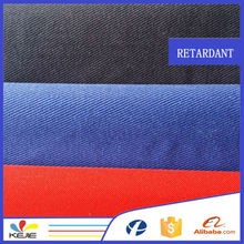 wholesale fire resistant fabric teflon coated cotton fabric used for industrial workwear teflon coated fabric