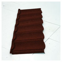 big or small sand coated metal roofing tiles