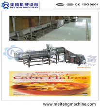 Automatic industrial snacks machine line