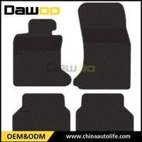 Used For BMW 5 E60 model custom fit winter rubber car floor mats