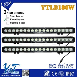 Offroad led work light 29.3inch led work light waterproof Truck Tractors Machine Motorcycle LED Driving Light