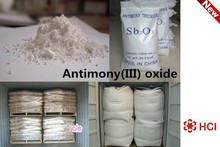 Industrial Solid Antimony (III) Oxide Sb2O3 for sale