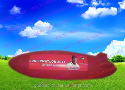 camera r/c pvc blimp /inflatable blimp for sale