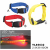 Wholesale Last for 20 Hours High Visible in the Dark Dog Collar Led Light