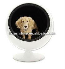 Ball Shape Animal Chair With Fibre Glass Shell