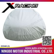 XRACING-2015(CC048-S) HIGH QUALITY 120g non-woven CAR COVER/ Car Cover Fit Out door Water Proof Rain Soft Scratch + Bag