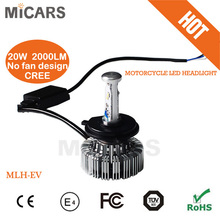 best selling high quality headlight led for motorcycle 2014