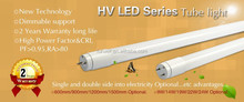 Commercial Lighting Rotating Ends Caps Pure White Milky led bulb and tubes