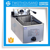 Electric Table Top Auto Lift Fryer TT-WE49C for Egg fryer