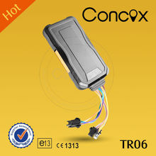 Concox Manufacture TR06 Multi-functional GPS Vehicle Tracker Fuel Cut Off/More Than 1 Year Warranty and SOS