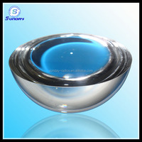 Optical glass hemisphere lens,half ball lens