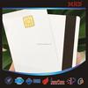 MDJ62 PVC / PET material Java card smart rfid card