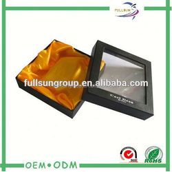 High quality essential oil box with window(FS1402)