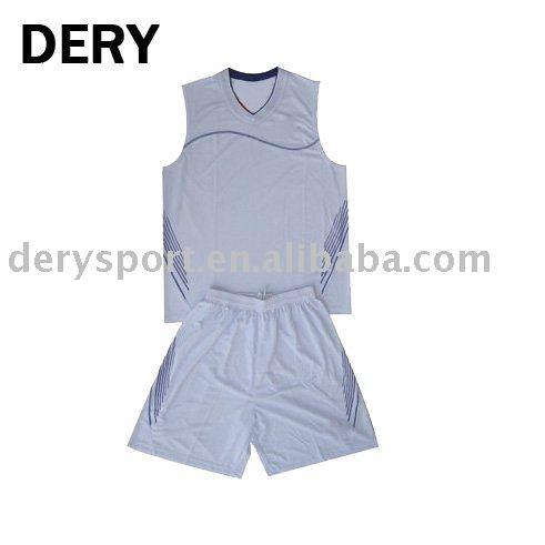 2010 le basket-ball de Lastest Jersey/uniforme