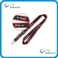 Customized new products for client logo lanyards
