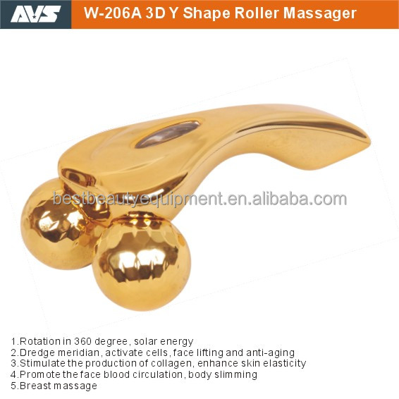 Y Shape Roller Massager Facial Massager Personal Massager