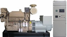 High quality Weichai 100kw marine diesel generator with competitive price
