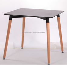 Eames molded plywood coffee table/ Side table / wood table