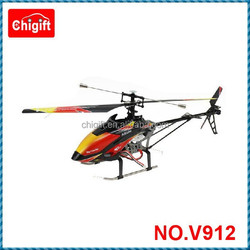 WL V912 Single blade 2.4G 4ch rc helicopter