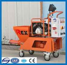 2015 Professional Manufacturer N2 Mortar Plastering Machine, Rendering Machine, Cement Mortar Spraying Machine
