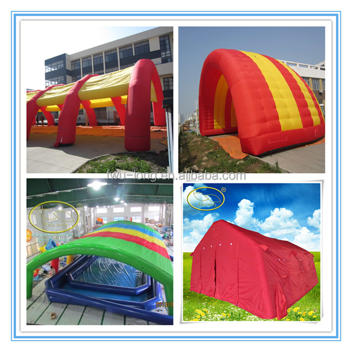 Aluminum Folding Inflatable Dome Tent Clear Inflatable Lawn Tent Buy Inflatable Swimming Pool