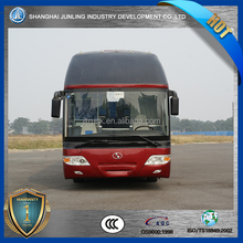 luxury long distance driving coach bus with good sleeper coach