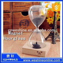 Hot Sale!! Magnetic Hourglass