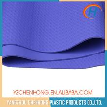 2015 yoga mat custom label, washable yoga mat, gymnastics mat folding