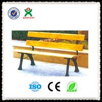 Best Quality Garden bench legs/Outdoor long benches/Park garden waiting bench/QX-144G
