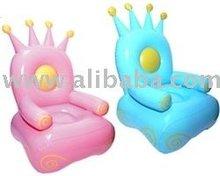 Inflatable throne,Inflatable throne chair,inflatable princess chair