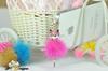 Cute Pompon Ball FOX Anti Dust Plug Earphone Cap For Samsung Galaxy S6