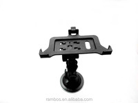 Goose neck mount windshield flexible cradle cell phone suction car holder for Nokia N920